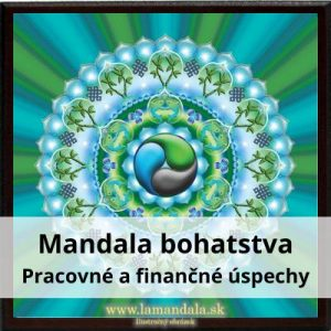 mandala bohatstva